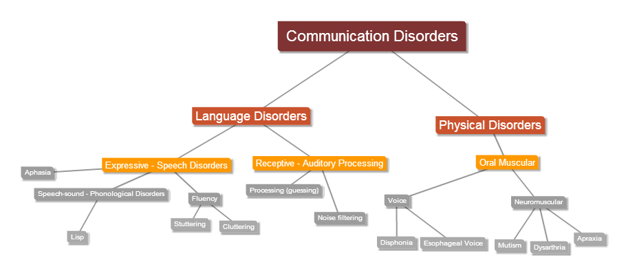 Speech And Language Disorders Definition